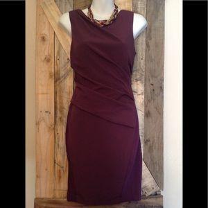 Ark & Co purple formal dress NWT